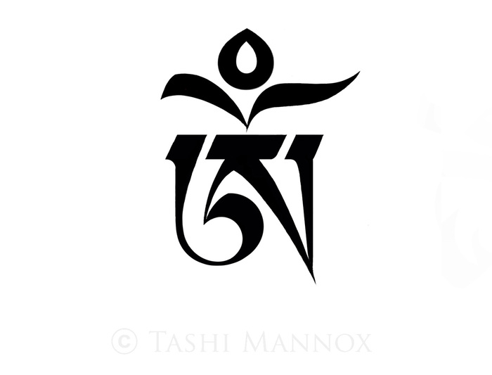 Om syllable / © tashimannox.com