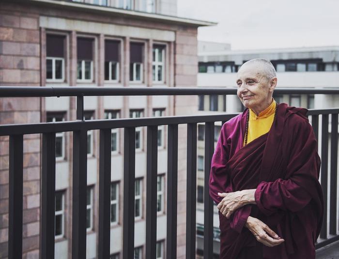 Study buddhism tenzin palmo